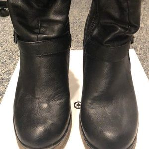 Report Francine black boots